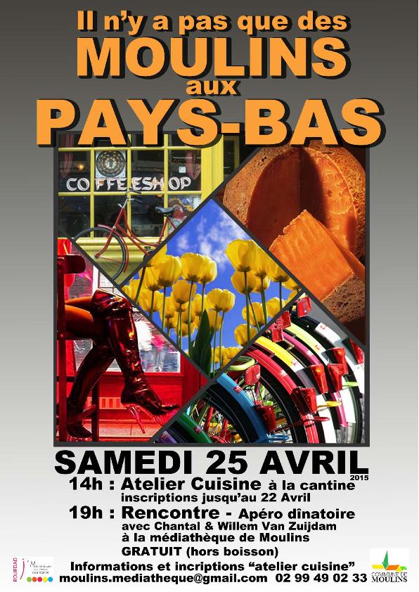 affichePays Bas