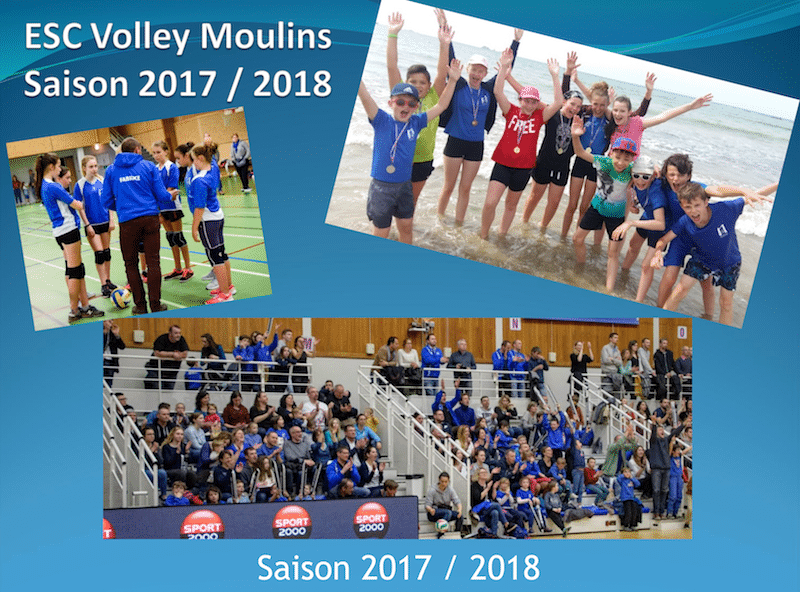 Bilan Volley 2017/2018