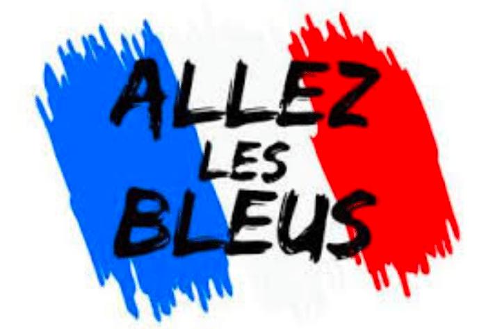 Allez les Bleus