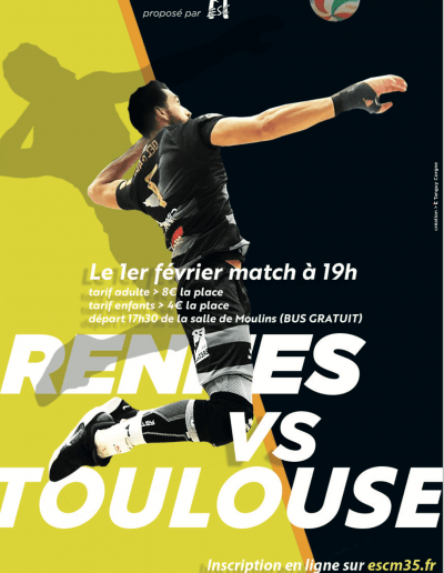 rennes toulouse